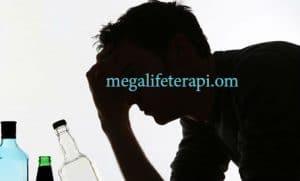 alkol yoksunluğu